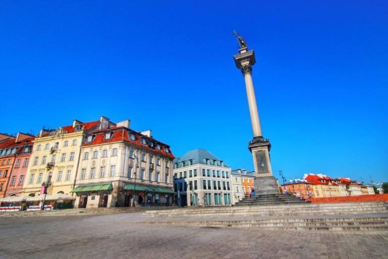 Sigismund Column Warsaw