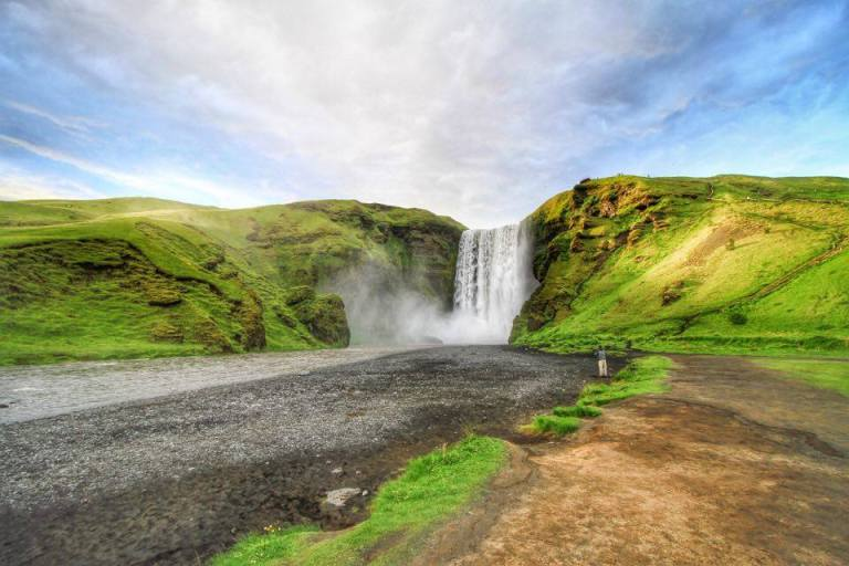 Skogafoss Iceland 2