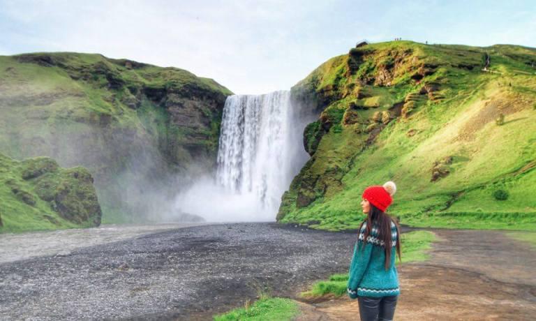 Skogafoss Iceland