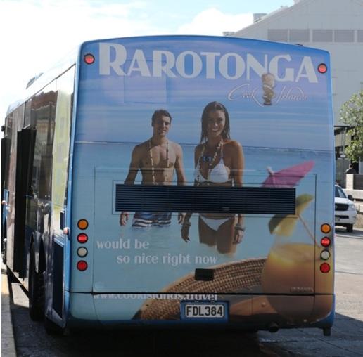 Adevarul gol golut in Rarotonga