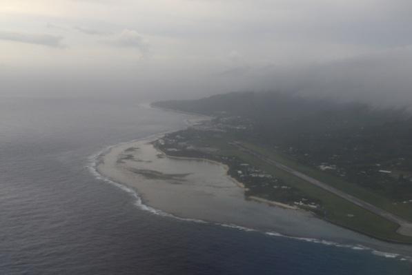 Aeroportul din Aitutaki