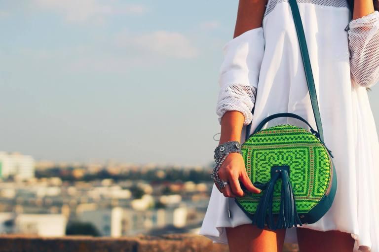 Andra Oprea Green Bag 1