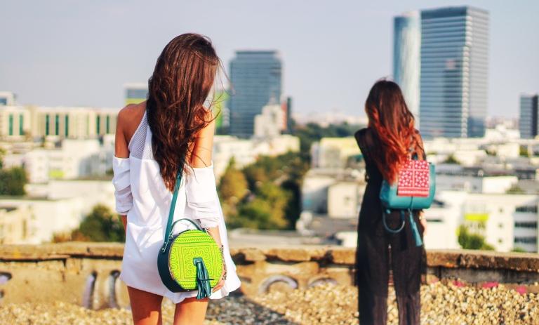 Andra Oprea Green Bag 2