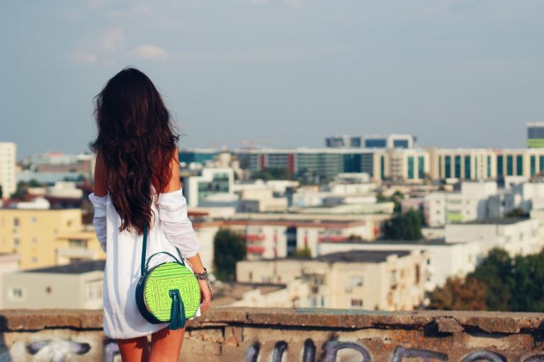 Andra Oprea Green Bag 5