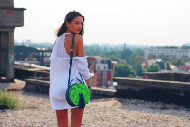 Andra Oprea Green Bag 7