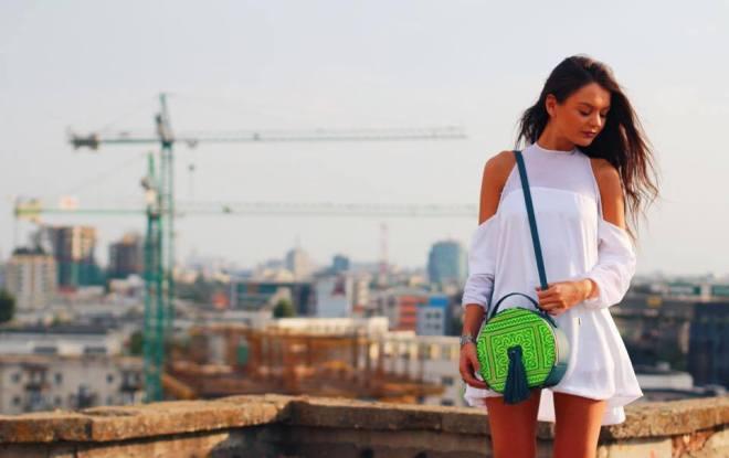 Andra Oprea Green Bag 8