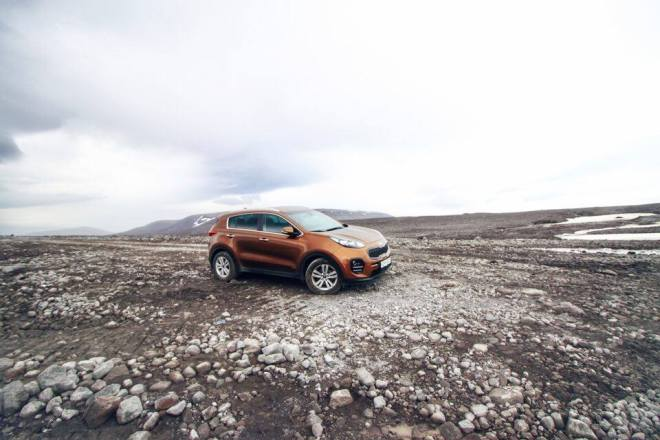 Blue Car Rental Iceland