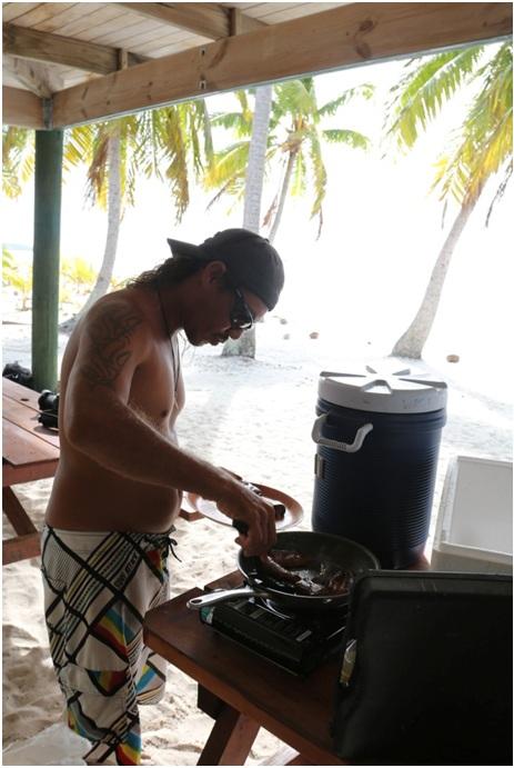 Chef Quinton