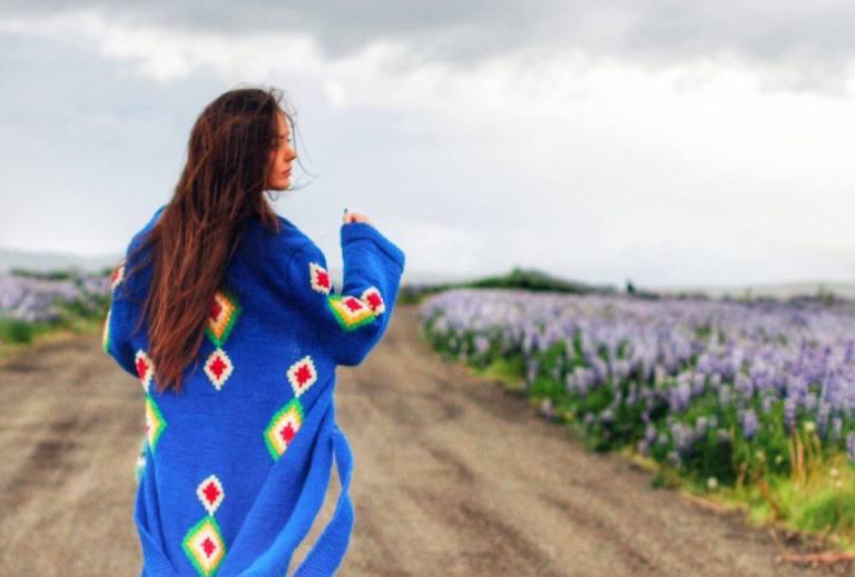 Iceland prinlume