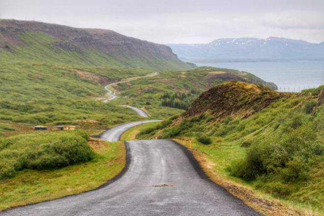 Icelandic Landscape 3