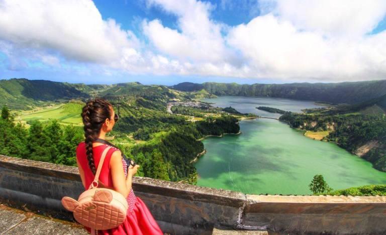 Lagoa Sete Cidades Azores Sao Miguel 1