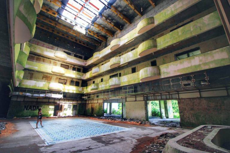 Monte Palace Abandoned Hotel Sao Miguel Azores 12