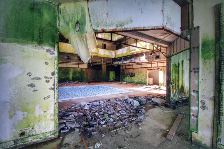 Monte Palace Abandoned Hotel Sao Miguel Azores 21