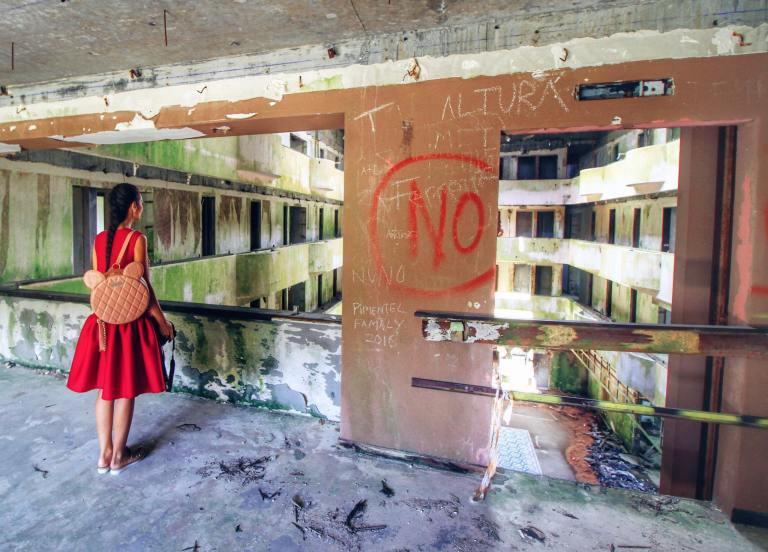 Monte Palace Abandoned Hotel Sao Miguel Azores 22