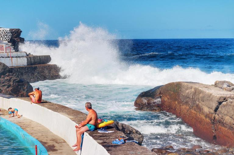 Ponta da Ribeira Natural Pool Sao Miguel Azores 2