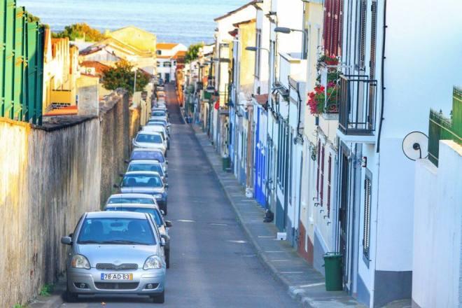 Ponta Delgada Azores Sao Miguel 1