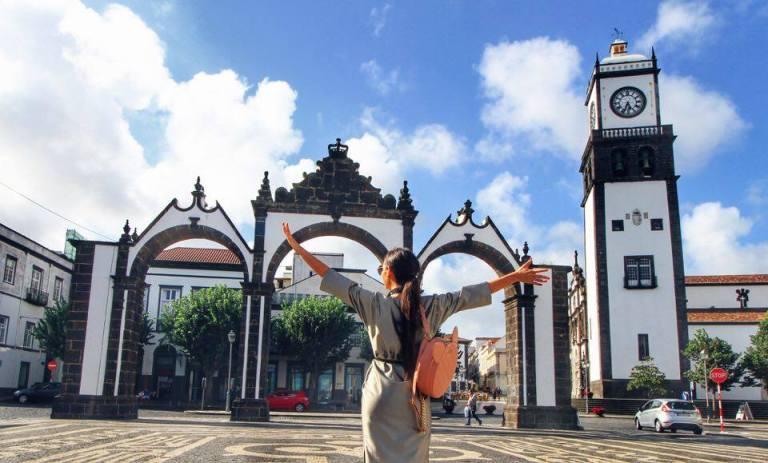 Ponta Delgada Azores Sao Miguel 3