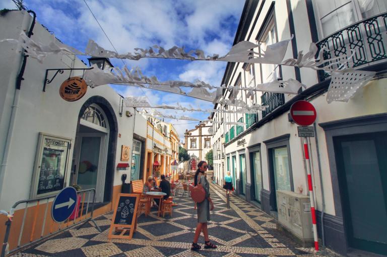Ponta Delgada Azores Sao Miguel 5