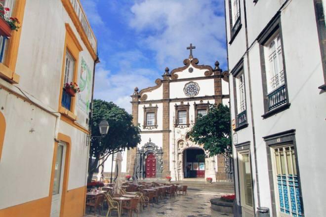 Ponta Delgada Azores Sao Miguel 9