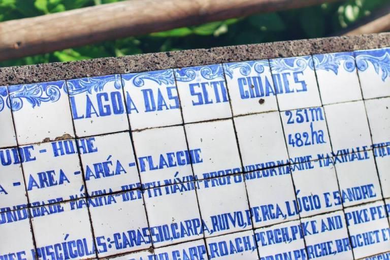 Lagoa Sete Cidades Azores Sao Miguel 2