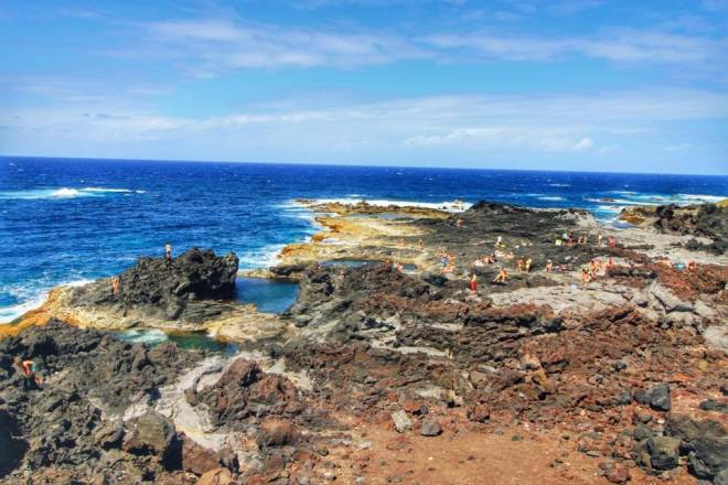 Mosteiros Sao Miguel Azores Natural Pools 1
