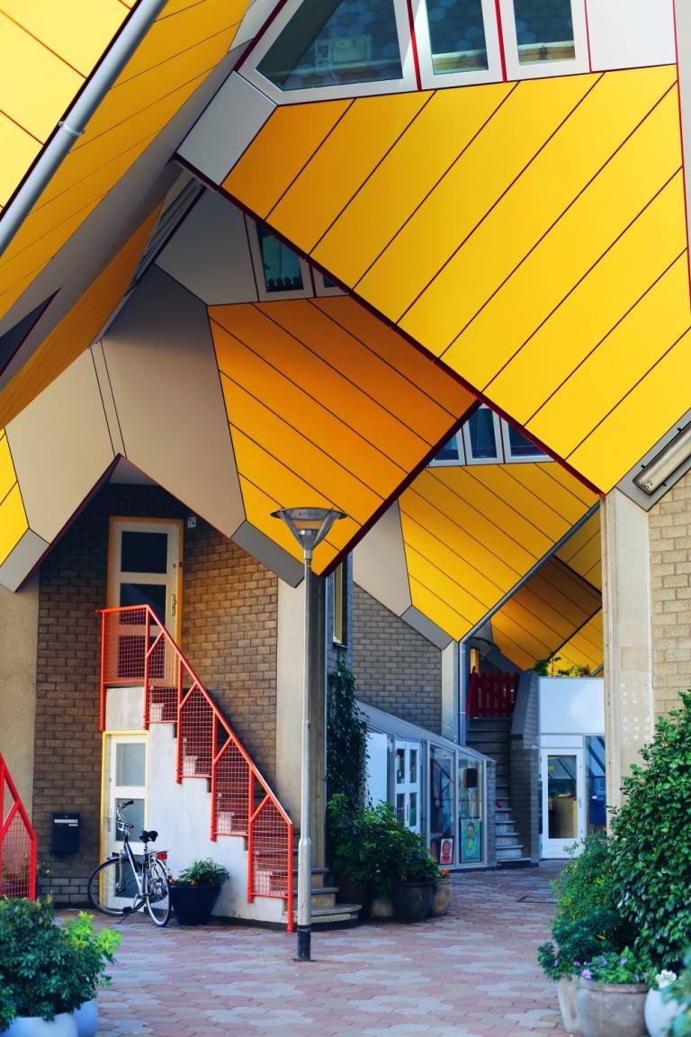 Cube House_Rotterdam_2