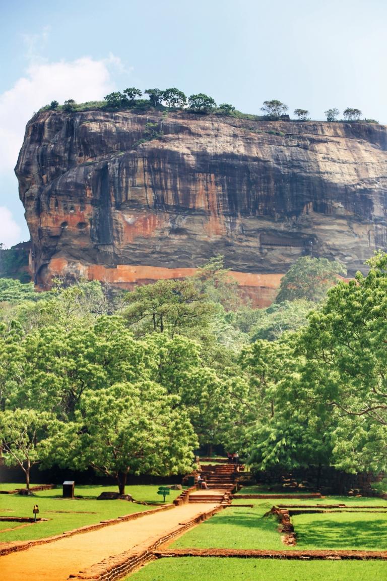 Sigiryia Rock_Sri Lanka_1