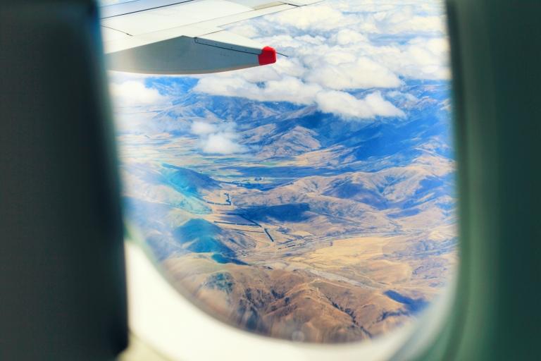 Airplane View_New Zealand_Christchurch_2
