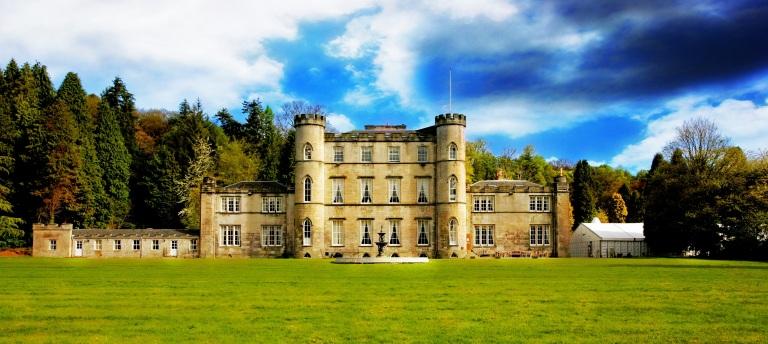 Melville Castle_Scotland_UK