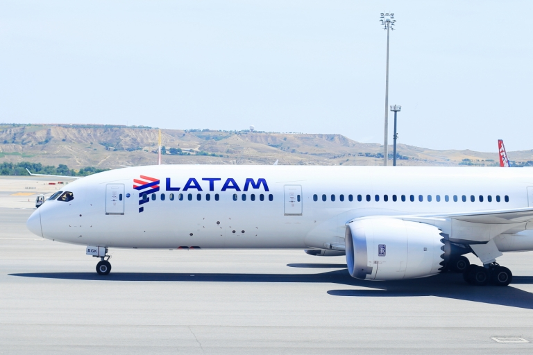Latam Airlines_Madrid_1