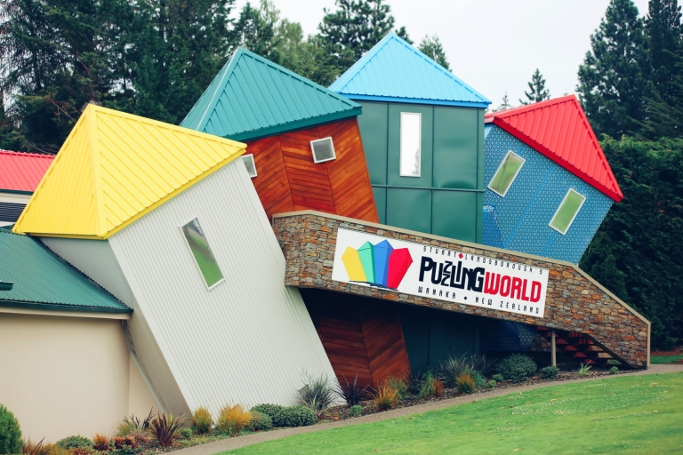 Puzzling World_New Zealand