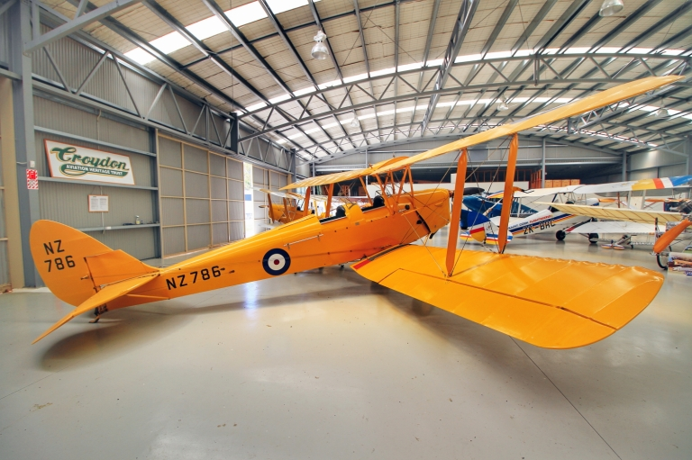 Croydon Aviation Museum_Mandeville_New Zealand_6