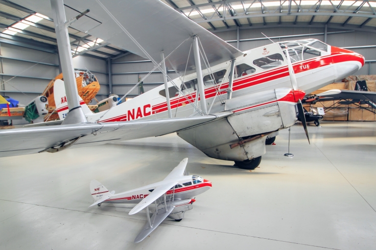 Croydon Aviation Museum_Mandeville_New Zealand_8