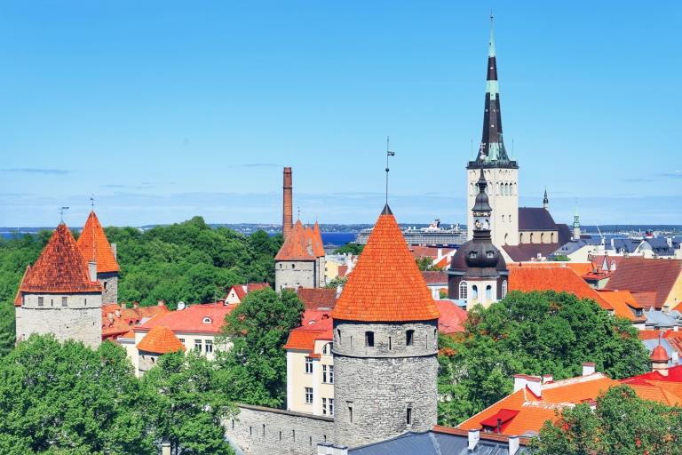Toompea Hill_Tallinn View_1