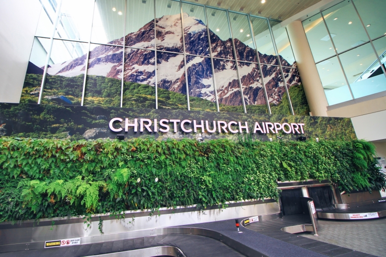 Christchurch Airport_New Zealand