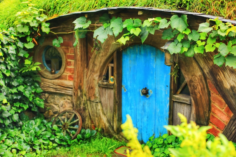 Hobbiton_New Zealand_Hobbit House_1