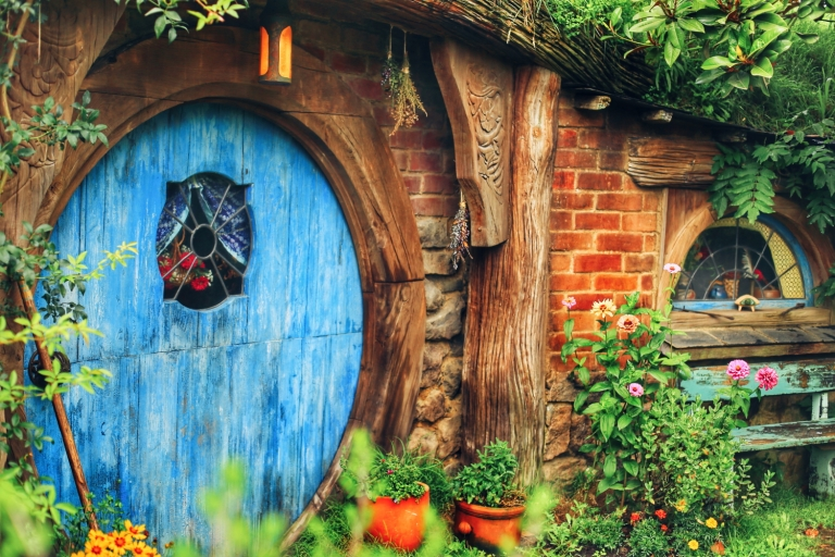 Hobbiton_New Zealand_Hobbit House_3