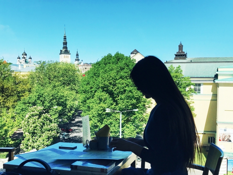 Komeet kohvik Tallinn 1