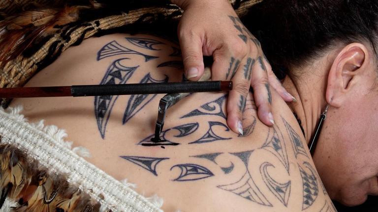 Ta Moko_Maori Tattoo_1