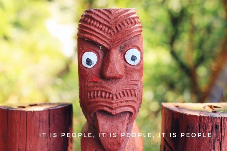 Whakarewarewa_The Living Maori Village_New Zealand_Rotorua