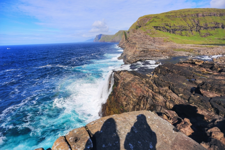 Bosdalafossur Waterfall_Vagar_Faroe Islands_2