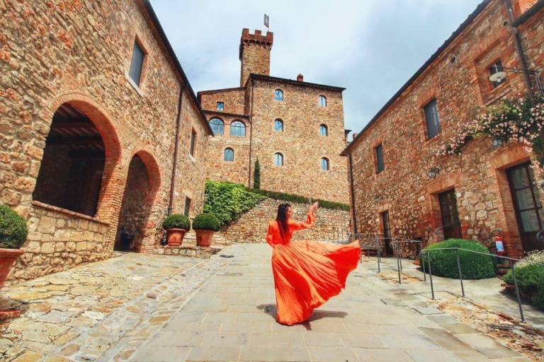 Castello Banfi Il Borgo 29