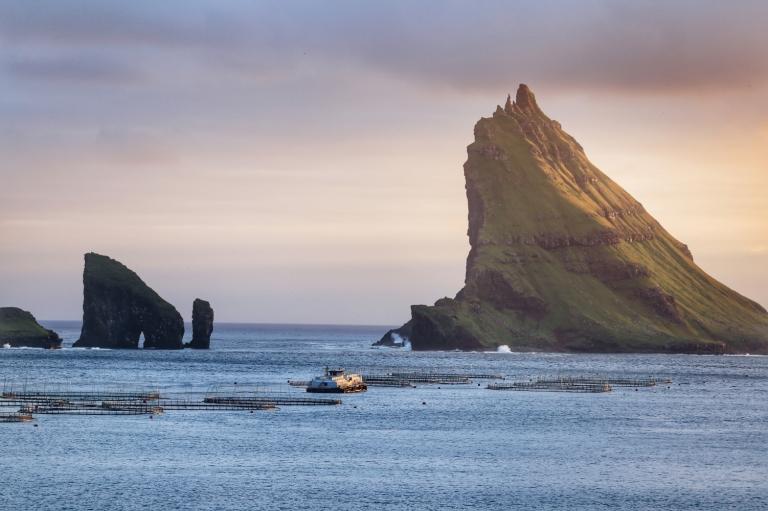 Drangarnir and Tindholmur_Vagar_Faroe Islands_1