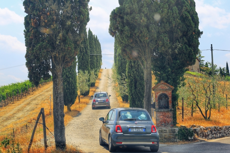 Fiat 500 in Tuscany_1