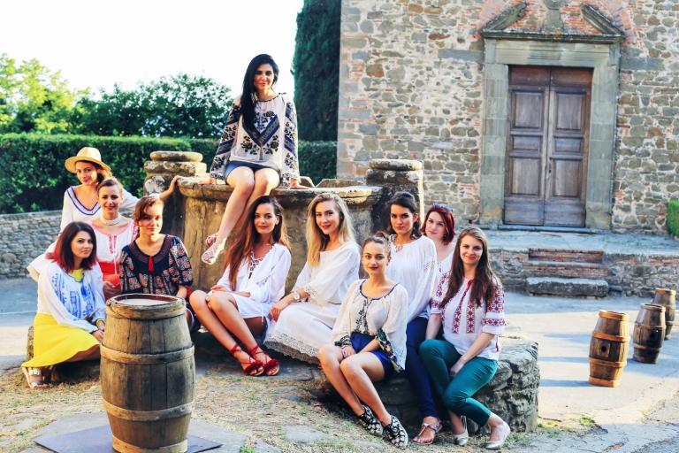 Wine Tasting at Castello Volpaia_Tuscany_4
