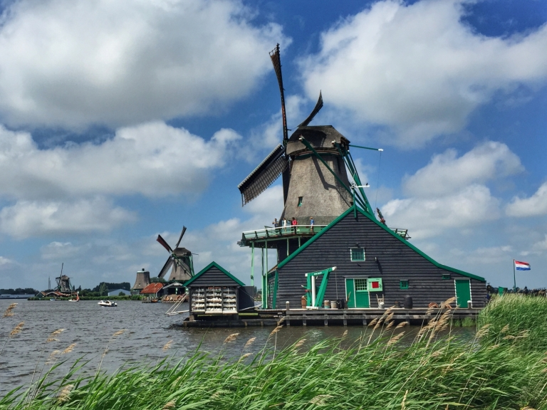 Zaanse Schans_The Netherlands_1
