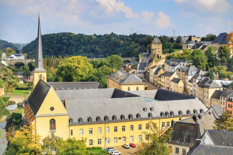 Luxembourg City_Corniche_8