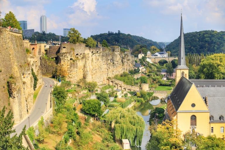 Luxembourg City_Corniche_9