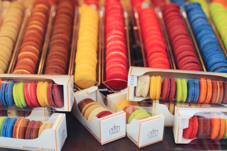 Macarons in Luxemburg