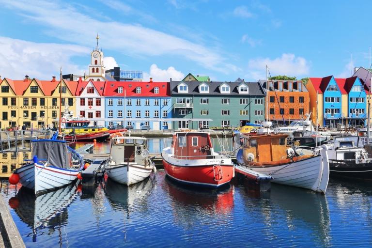 Torshavn Marina_Faroe Islands_1